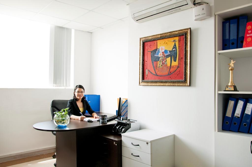 văn phòng làm việc, cho thuê văn phòng