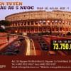 Tour Du Lịch Châu Âu Hành trình liên tuyến Châu Âu 5 nước