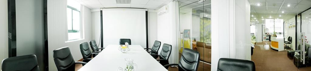 phòng họp chuyên nghiệp i-OFFICE