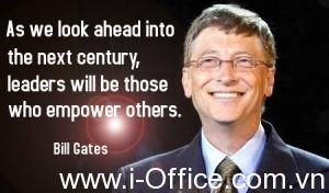 10 Câu nói bất hủ của Bill Gates