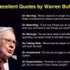 6 lời khuyên hay về kinh doanh của Warren Buffet