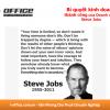 Bí quyết kinh doanh thành công của doanh nhân huyền thoại Steve Jobs