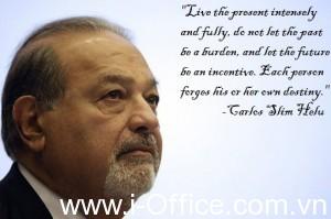 Bí quyết kinh doanh của tỷ phú Carlos Slim