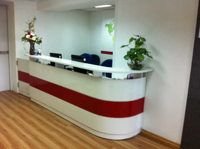 reception ioffice