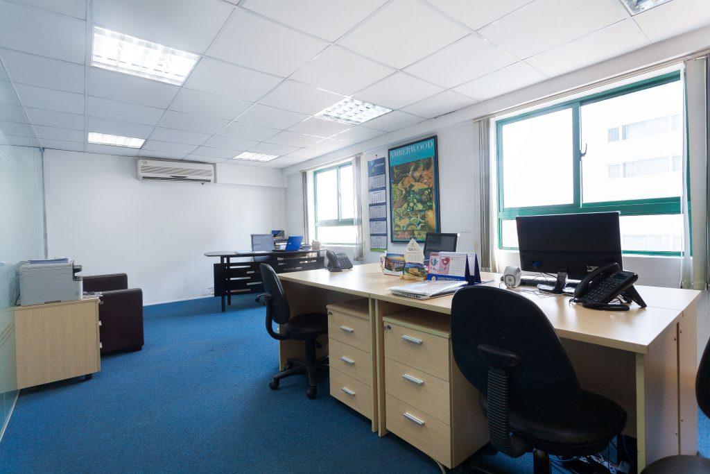 Văn phòng trọn gói quận 1