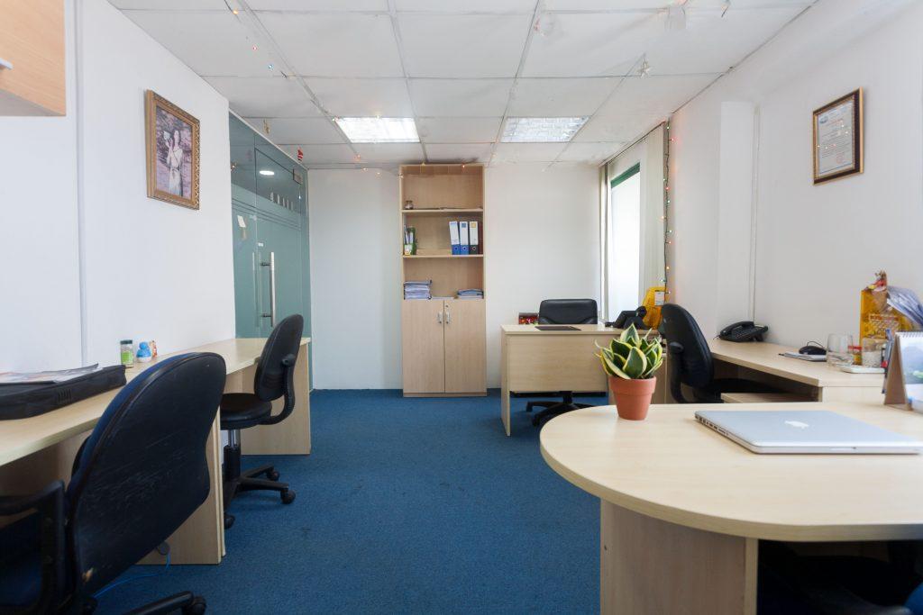 Văn phòng trọn gói 4 chỗ ngồi