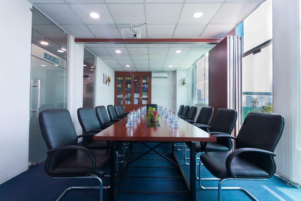 Phòng họp đẳng cấp - tiện ích không thể thiếu của văn phòng trọn gói