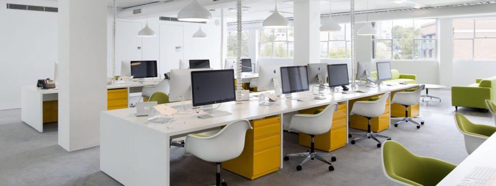 Văn phòng đại diện hiện đại và tiện ích
